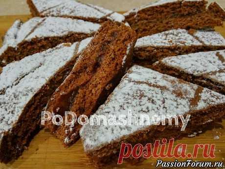 Вкусный рецепт тульского пряника - запись пользователя Podomashnemy в сообществе Болталка в категории Кулинария Вкусный, мягкий, ароматный тульский пряник. Отлично подойдет как на праздничный, так и на повседневный стол.
