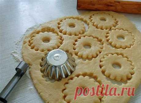 Как приготовить песочное тесто для пирогов - рецепт, ингридиенты и фотографии