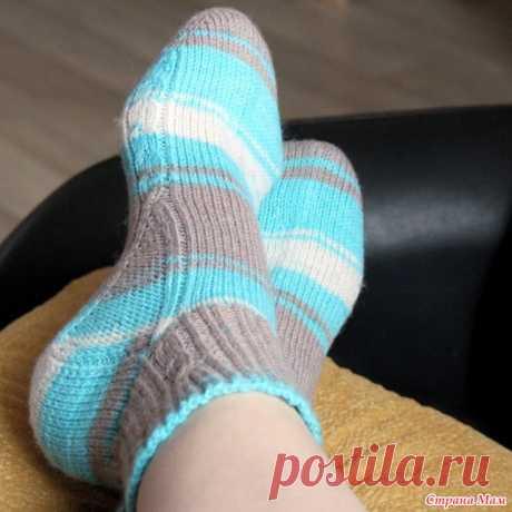 """Вяжем вместе носочки """"brainless"""" Дорогие рукодельницы, давайте вместе свяжем замечательные носочки """"brainless"""", разработанные нидерландской мастерицей Yarnissima https://www.ravelry.com/"""