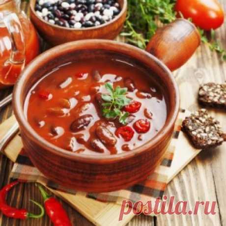 Зимние супы с фасолью: топ-5 рецептов