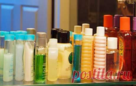 В следующий раз, когда будете выбирать шампунь, убедитесь, что он не содержит эти 5 веществ