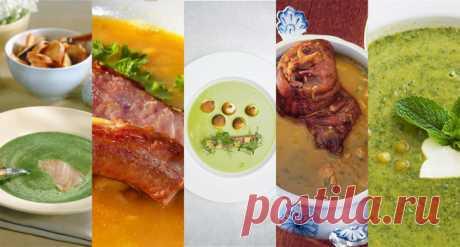 6 гороховых супов – «Еда»