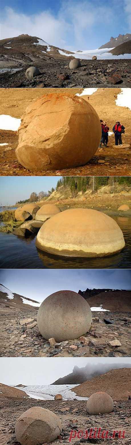 (+1) - Загадочные сферолиты острова Чампа | Непутевые заметки
