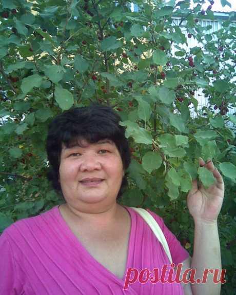 Шахия Алимбаева