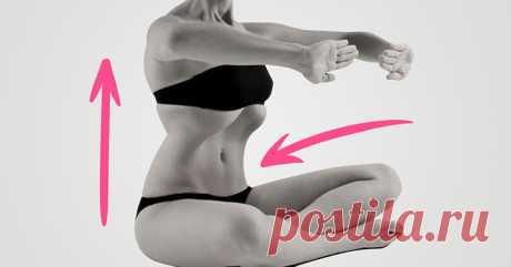 Как легко убрать большой живот: всего одно простое упражнение! - Всё про всё Как легко убрать большой живот: всего одно простое упражнение! - Переходи и узнай!