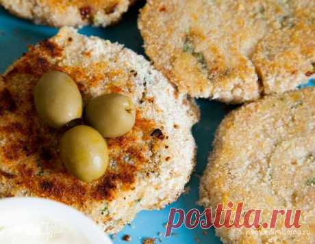 Котлеты из тунца с кабачком рецепт 👌 с фото пошаговый | Едим Дома кулинарные рецепты от Юлии Высоцкой