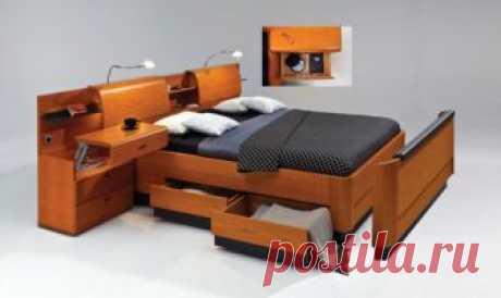 Многофункциональная мебель для дома | Наши дома