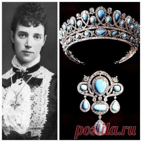 Драгоценности Екатерины II: серьги с бирюзой | Run the Jewels | Яндекс Дзен