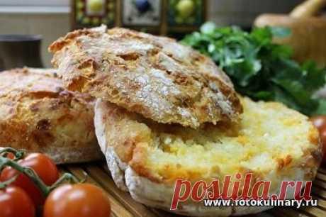 Сырный хлеб | Кулинарные зарисовки | Яндекс Дзен