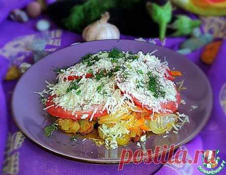 """Салат """"Баклажаны в шубе"""" – кулинарный рецепт"""