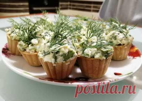 """Тарталетки """"Зелёные снежинки"""" ❄️ - пошаговый рецепт с фото. Автор рецепта 🇷🇺sezinvar🇷🇺 . - Cookpad"""