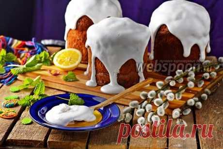 Белковая глазурь с желатином рецепт с фото, как приготовить на Webspoon.ru