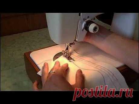 Секретные фишки в шитье.