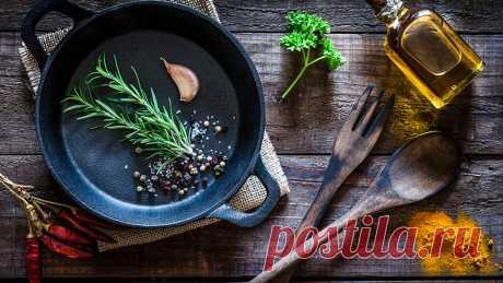 7 фактов о сковородках, которые должна знать каждая хозяйка