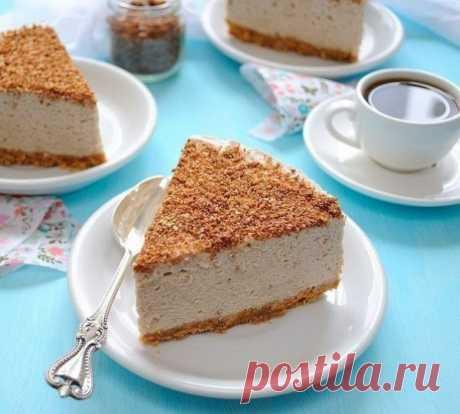 Банановый чизкейк без выпечки  Ингредиенты:... / Еда и напитки / Рецепты / Pinme.ru