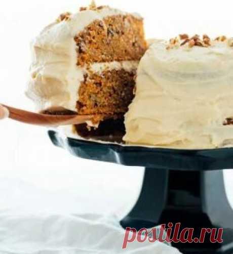 Рецепт Морковнного торта | Молодой кондитер,старый кулинар | Яндекс Дзен