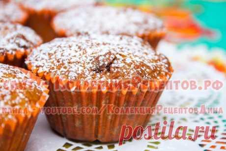 Пряные морковные кексы из кукурузной и рисовой муки | Коллекция Рецептов