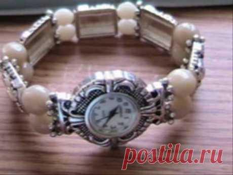 How To: Easy Stretch Bracelet Watch