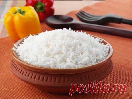 Превращаем в рис белоснежный и рассыпчатый