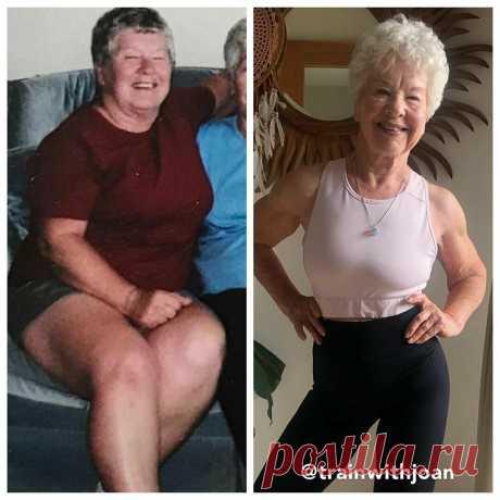 Фитнес-бабушка Джоан Макдональд похудела на 30 кг в 73 года: она бомбит мышцы в зале | Фитнес тренер Юрий Спасокукоцкий | Яндекс Дзен