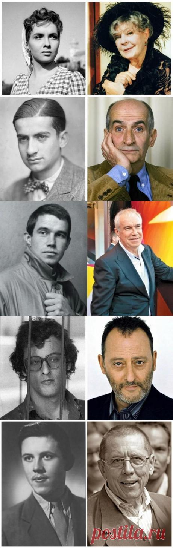 Актёры, которых вы вряд ли видели молодыми