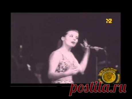 La canción de la Cenicienta Canta Liudmila Senchina joven. Ludmila Senchina Romance Zoluzhka Cinderella Exelent