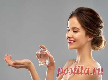 Аромат с секретом: что парфюм может рассказать о вашем характере | Marie Claire