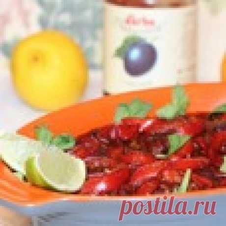 Запечённая рыба по-мексикански Кулинарный рецепт