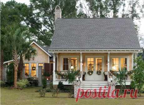 Маленькие дома для круглогодичного проживания: 100+ фото
