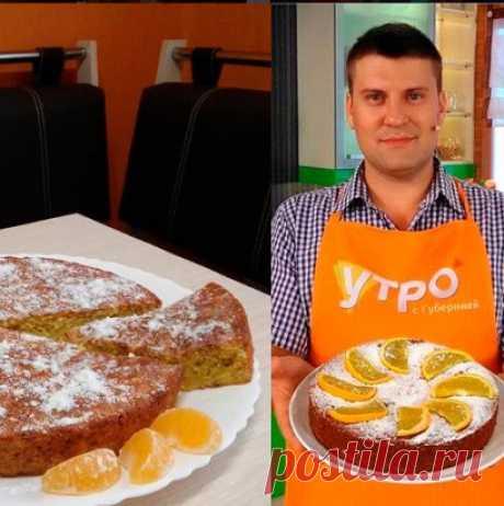 Как же мы рады, когда у вас тоже всё получается!!! 🍮 На фото слева апельсиновый пирог от нашей телезрительницы @svetlanazhukova1001по рецепту от нашего Кирилла 👍👍👍 На всякий случай, повторяем рецепт: Апельсиновый пирог с оливковым маслом. Нам понадобится:  3 столовые ложки оливкового масла 2 апельсина 2 стакана муки 2 чайные ложки разрыхлителя 2 чайные ложки соды 1,5 стакана сахара 4 яйца Щепотка соли, сахарная пудра. У апельсинов срезаем хвостики, режем на кусочки вместе со шкуркой, перек