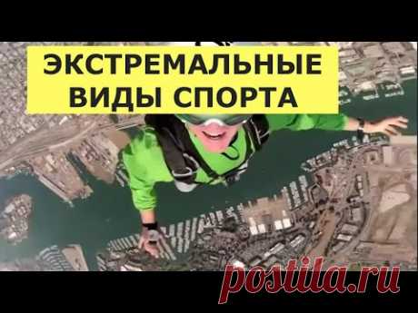 Экстремальный спорт в движении   Bushey - Never   Мотивация - YouTube