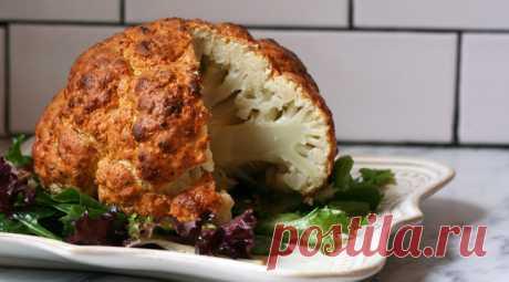 ¡Gracias a esta receta de la coliflor cocida te harás el rey de la cocina!