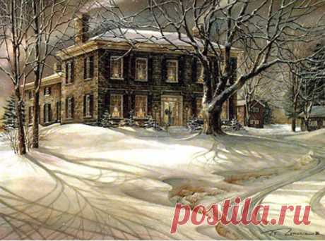 Рождество от Триша Романс (Trisha Romanse).