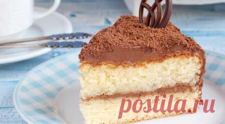 Для сладкоежек! Трюфельный торт с кремом Шарлотт — Фактор Вкуса