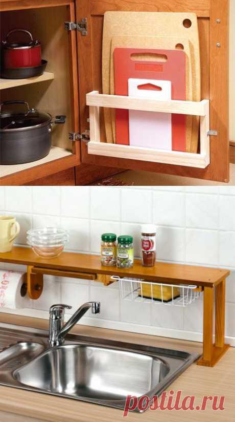 Идеи хранения для кухни | ВСЁ ДЛЯ ДОМА