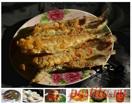 Рыба путассу: 7 рецептов приготовления