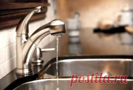 Способы очищения воды — Всегда в форме!