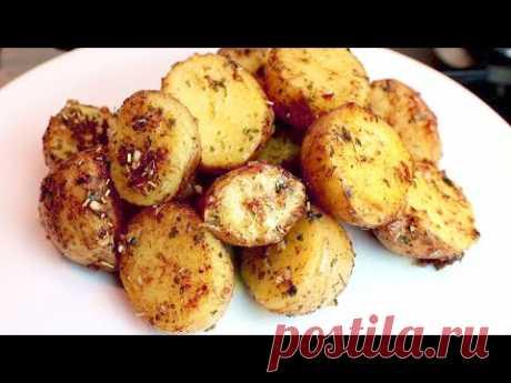 Без жарки и без духовки картошка невероятно вкусная! # 409