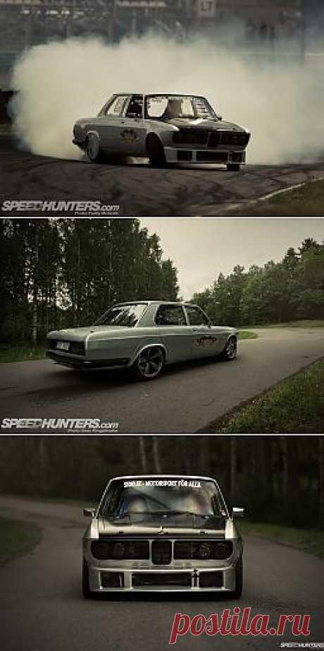 A 700HP CLASSIC BMW.