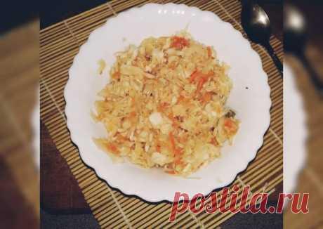 (17) Квашеная капуста в собственном соку - пошаговый рецепт с фото. Автор рецепта Ешь и худей👍😉 . - Cookpad
