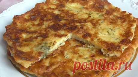 Завтрак за 10 минут. Ленивые хачапури на сковороде | Алина Калинина Простые рецепты | Яндекс Дзен