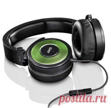AKG K619 earphones have the increased comfort, the maximum sound insulation and high quality of a sound.