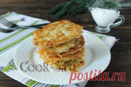 Картофельные драники от Ивлева - рецепт с фото