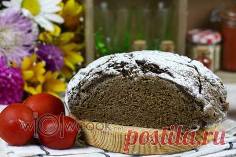 Как испечь дома ржаной хлеб в духовке | WOWcook- САМЫЕ ВКУСНЫЕ РЕЦЕПТЫ | Яндекс Дзен