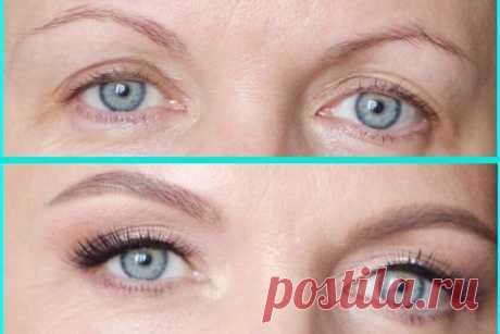 Всего 3 детали в макияже глаз и взгляд приобретает моложавость: учимся на простых примерах - медиаплатформа МирТесен