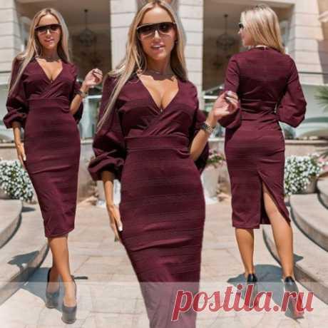 Платье жаккардовое с эластаном купить недорого