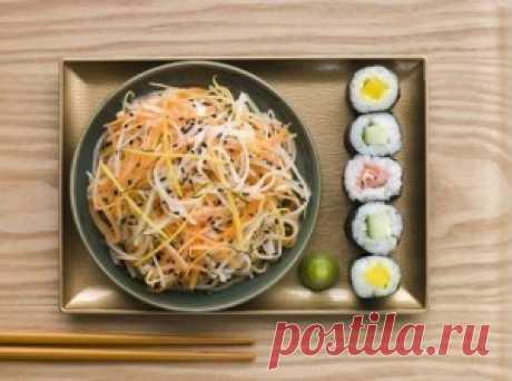 """Японский салат """"Намасу"""" Витаминный"""