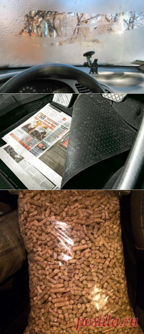 Удалил повышенную влажность в салоне. | Avto Life | Яндекс Дзен