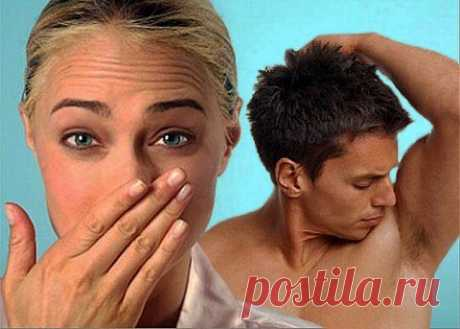 Простое средство от запаха пота | Интересное из интернета
