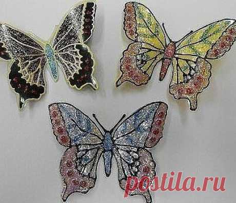 Невероятно и просто: бабочки своими руками